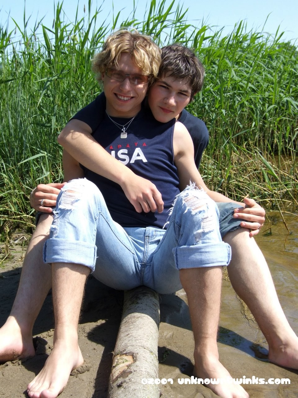 Young twinks